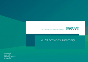thumbnail of ESWI_activityreport_2020